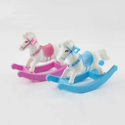 Kid Children Toy Play House Shake Horse For Doll Accessories Alluring