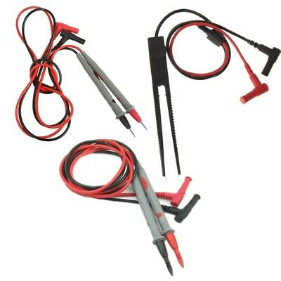 1000V 20A/10A Test Clip Meter Probe Pen Multimeter Probe Test Leads Pen/SMD