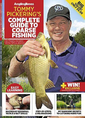 Tommy Pickering?s Complete guide to coarse fishing