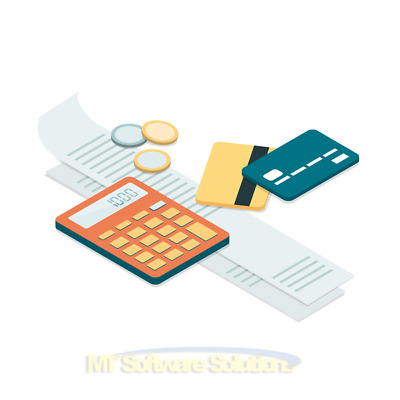 K-My Money Accounting Finance Book Keeping Software