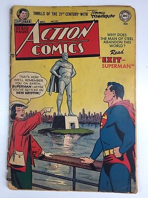 Action Comics #161 (Oct 1951, DC)