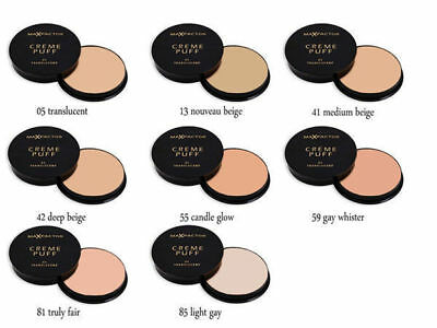 Rask MAX FACTOR CREME Puff Compact Powder Foundation 21g - £4.99 EE-92