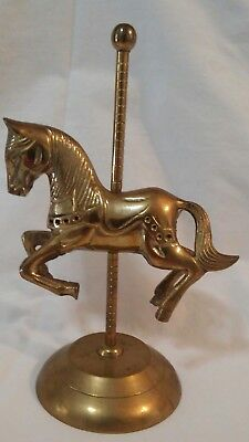 Brass Carousel Horse made in India