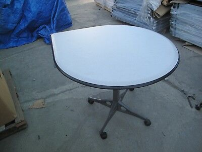 Herman Miller tear drop table