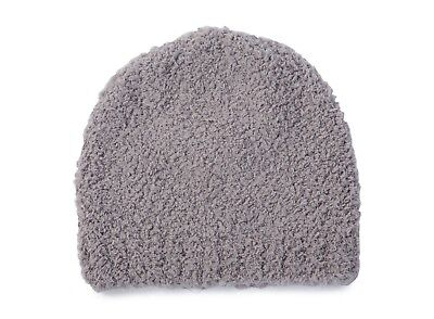 BAREFOOT DREAMS COZYCHIC TODDLER BEANIE Color: Dove Gray Size: 2T-3T