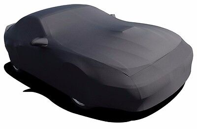 New 1999-2004 Ford Mustang Coupe & Convertible Indoor Car Cover - Black