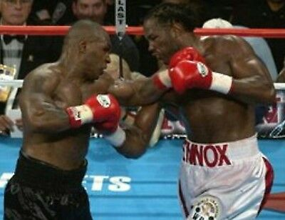 Boxing DVD. Lennox Lewis Vs Mike Tyson & Pre fight Build up.