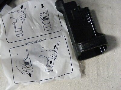 Motorola Pmln5709A Universal Carry Holder For Apx 6000 And Apx 8000 Portables
