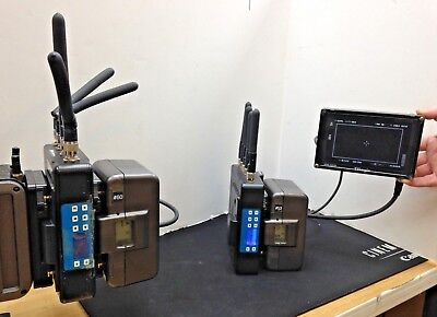 Boxx Meridian Wireless HD Video Transmitter + 2 Receivers!  Lots of Extras!