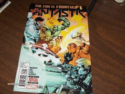 Fantastic Four #642  March 2015 by Marvel Comics Comic Book