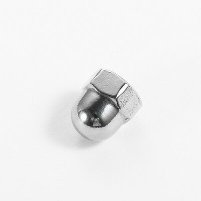 Dome Nuts G304 Stainless Steel Acorn Hex Cap For Metric Coarse Bolts & Screws