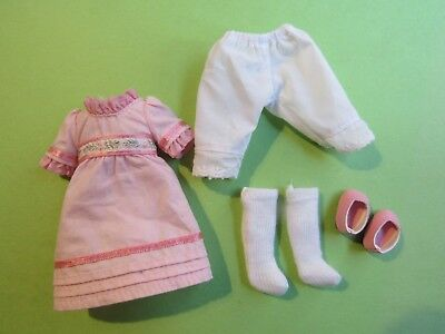 American Girl Mini Caroline Doll in Meet Outfit