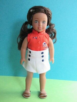 American Girl Mini Nanea Doll in Meet Outfit Brand New out of Package