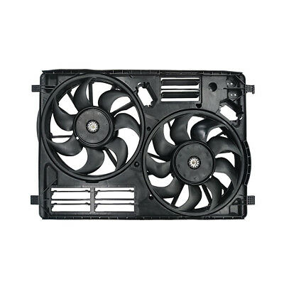 New Dual Radiator And Condenser Fan Fits Ford Escape 2017 Fo3115216 Ej7Z8C607C