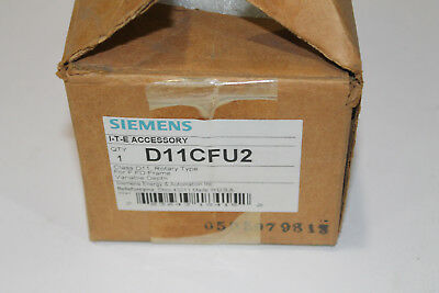 Siemens D11Cfu2  Rotary Handle For Siemens Fd Frame Circuit Breakers