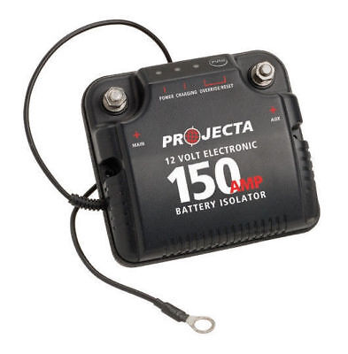 Projecta DBC150 12V 150A Electronic Isolator DUAL BATTERY ISOLATOR 4WD