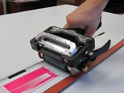 Hand Proofer by Perfect Proofer, for flexographic pre-press verification
