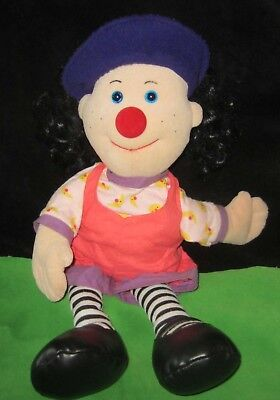 Big Comfy Couch Molly Loonette Plush Doll 1995 20""