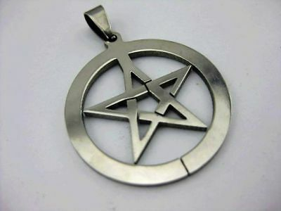 fashion jewelry stainless steel star sliver pendants mm001