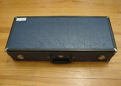 Saxophone Case - Blue Color by Eastern Musical Supply Co., Inc.