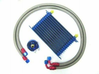 13 ROWS Racing Oil Cooler Kits for Toyota Levin Celica MR2 MRS 3s-gte Chaser 1jz