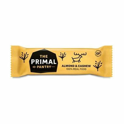 The Primal Pantry | Almond & Cashew Paleo Bar 45g (Pack of 18)
