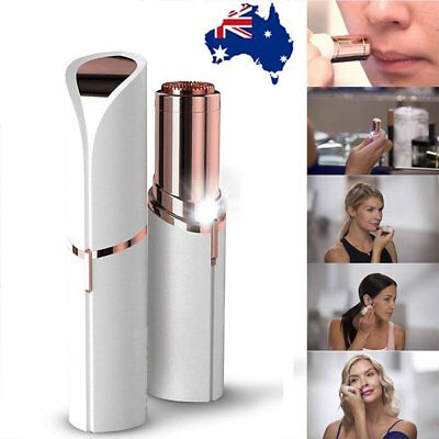 Women's Girl's Painless Facial Face Body Hair Removal Remover Trimmer Shaver New