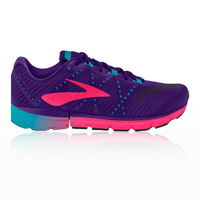Brooks Womens Neuro 2 Running Shoes Trainers Sneakers Purple Sports Breathable