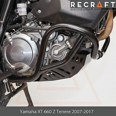 Yamaha XT 660 Z Tenere 2007-2017 Bottom Crash Bars Engine Guard Frame Protector