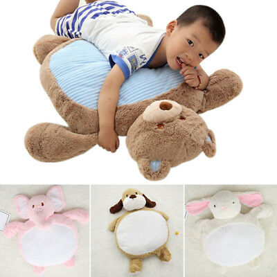 Baby Plush Mat Animal Oval Playmat Rug Infant Crawling Cushion Blanket Kids Toy