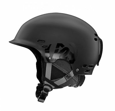 K2 Thrive Skihelm Snowboardhelm black