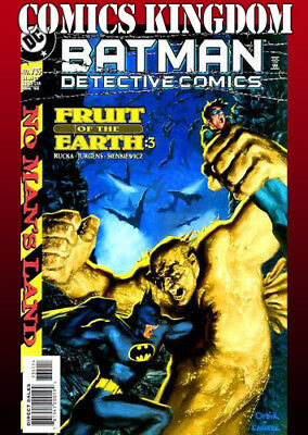 Detective Comics #735 1st Appearance Of Mercy Graves VF
