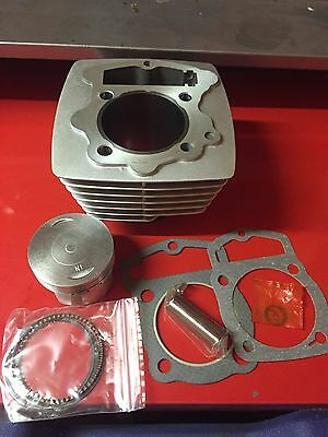 honda CB125  Xl125r/RC Big Bore Kit 63.5mm 175 Straight Fit 82 To 87 OE GASKETS