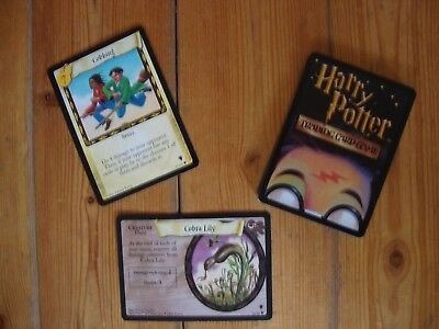 Harry Potter TCG Quidditch Cup Set (x18 cards)