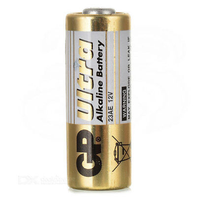 GP Ultra 23AE 12V Alkaline Battery - Free Shipping