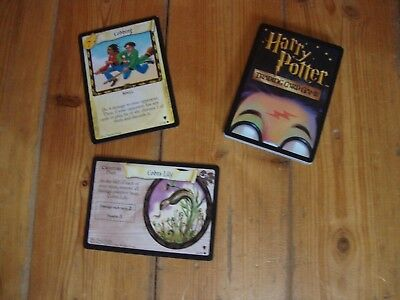 Harry Potter TCG Quidditch Cup Set (x17 cards)