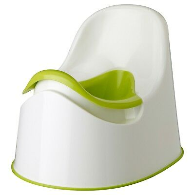 LOCKIG Childrens Potty Toilet Training Anti-Slip Removable Seat Child Safe IKEA