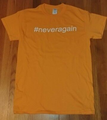 Clemson owns South Carolina #neveragain Joke Tee Shirt Size L
