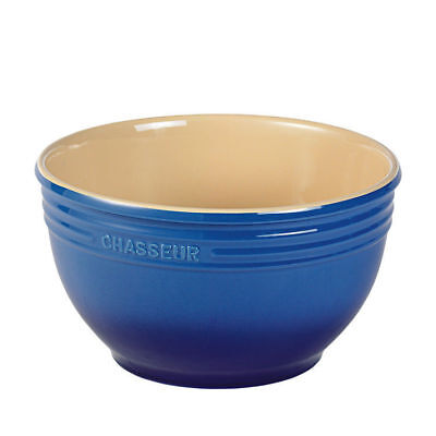 NEW Le Chasseur - Large Mixing Bowl 29cm/7l, Blue Best Price!!