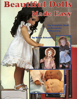 Beautiful Dolls Made Easy to Make Step-by-Step Instructions