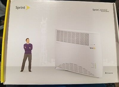 NEW AIRAVE Sprint Access Point Cell Phone Signal Booster