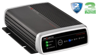 PROJECTA IDC25 V2 12V VOLT DC/DC DUAL PURPOSE BATTERY CHARGER DEEP CYCLE AGM 4wd