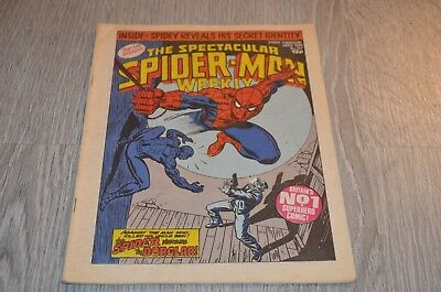 Marvel - The Spectacular Spider-Man Weekly - #357 - January 1980 - C115