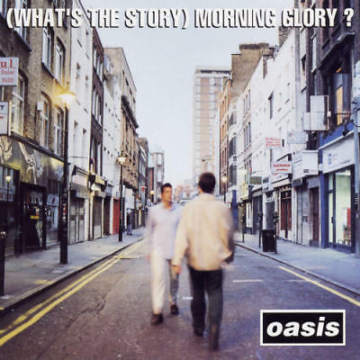 OASIS - (What's The Story) Morning Glory? (CD 1995) USA Import EXC