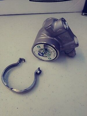 Fluid-O-Tech Stainless Steel Rotary Vane Pump  PA311  see pics and description