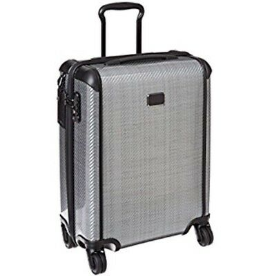 Tumi Tegra Lite Continental 4 Wheeled Carry-on Suitcase 28821 T-Graphite $645