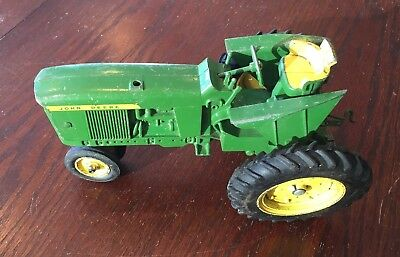 Vintage John Deere 3020 Tractor ~ Collectible Toy ~ Green & Yellow ~ Lot #2