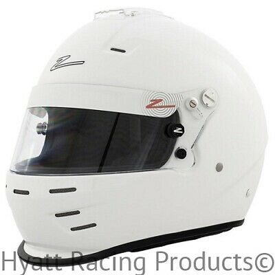 Zamp RZ-35 Auto Racing Helmet Snell SA2015 - All Sizes & Colors