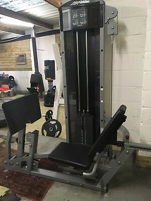 LIFE FITNESS PRO Series Back Extension Heavy Duty Commercial