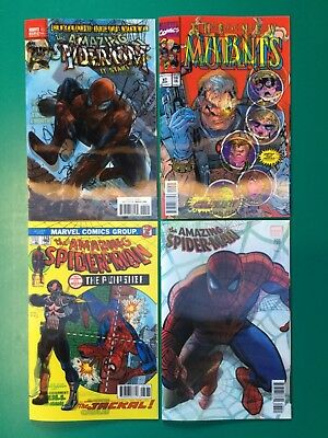 Despicable Deadpool #287, Amazing Spider-Man #789, Cable #150, Venom #155